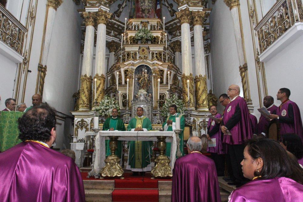 Missa da Devo��o - 08/07/2017