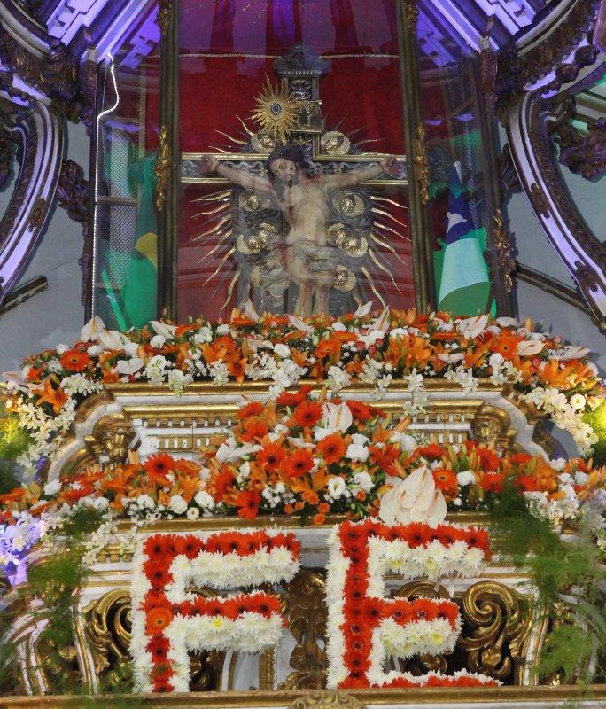 9ª noite da Novena em louvor ao Senhor do Bonfim