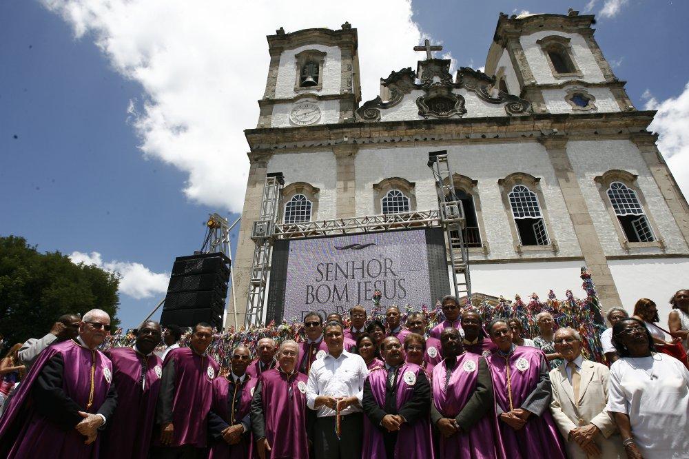 Missa Solene da Festa do Senhor do Bonfim 2015