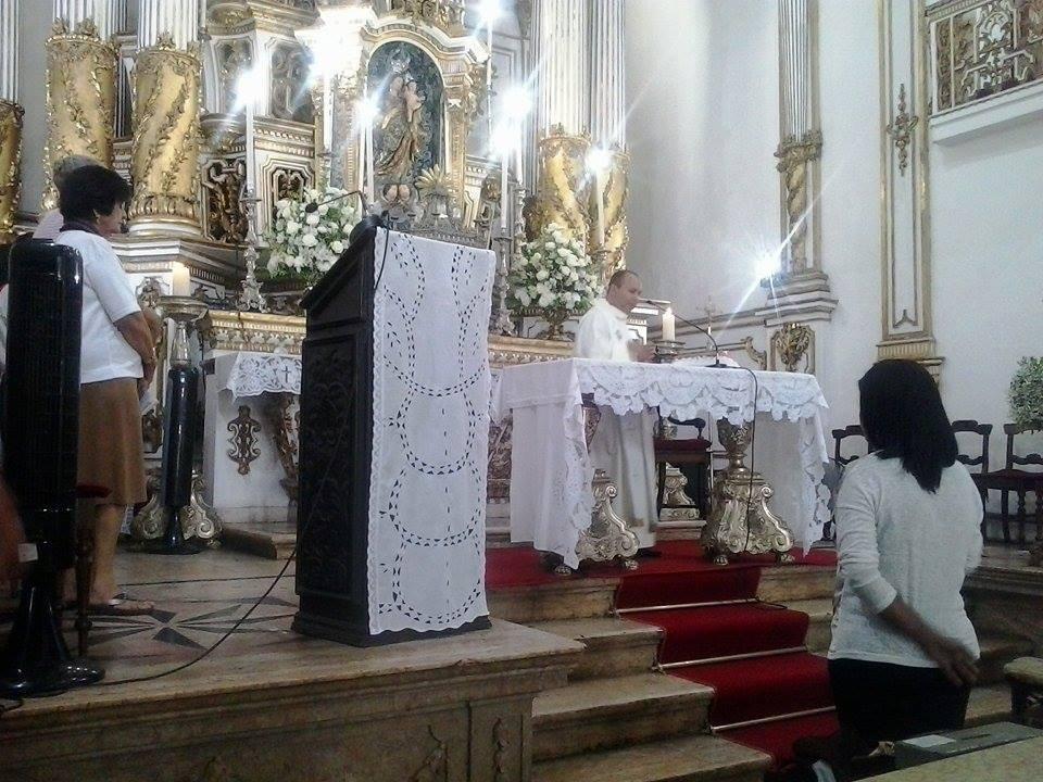 Missa do Apostolado da Ora��o