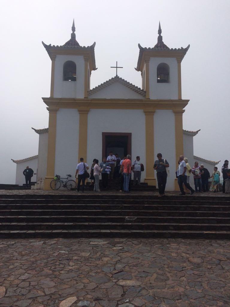 22� Encontro de Santu�rios do Brasil em Minas Gerais