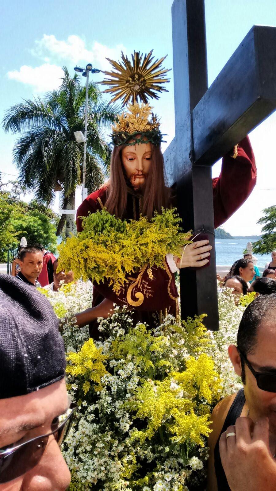 Irmandade na Festa do Senhor Bom Jesus dos Passos
