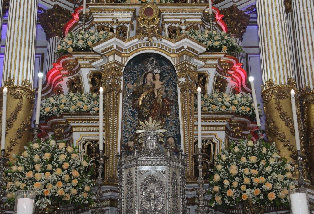 Primeira noite da Semana Preparat�ria da Festa de Nossa Senhora da Guia 2017
