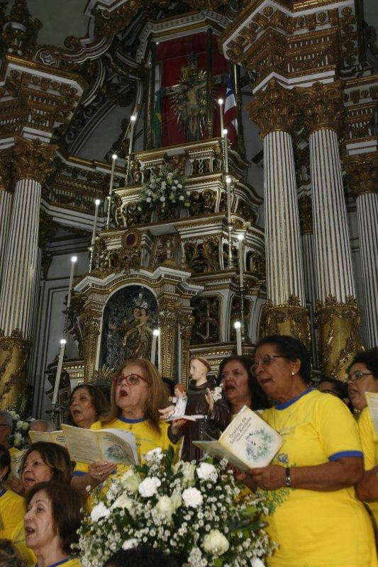 Orat�rio de Santo Ant�nio na Bas�lica Santu�rio
