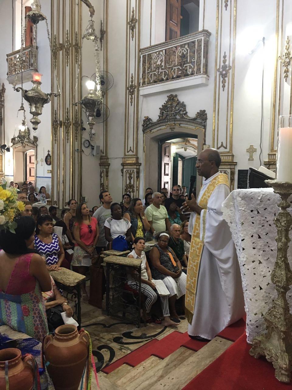 Missa da P�scoa do Senhor - 16/04/2017