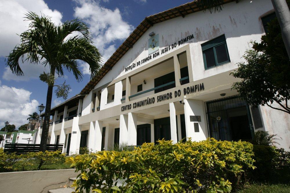 Centro comunitário Senhor do Bonfim