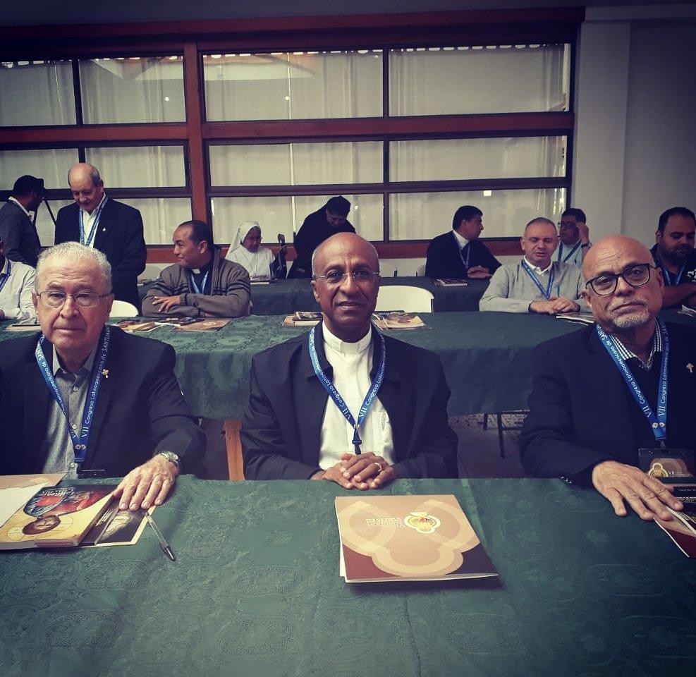 Santuário participa de VII Congresso Latino-Americano na Costa Rica