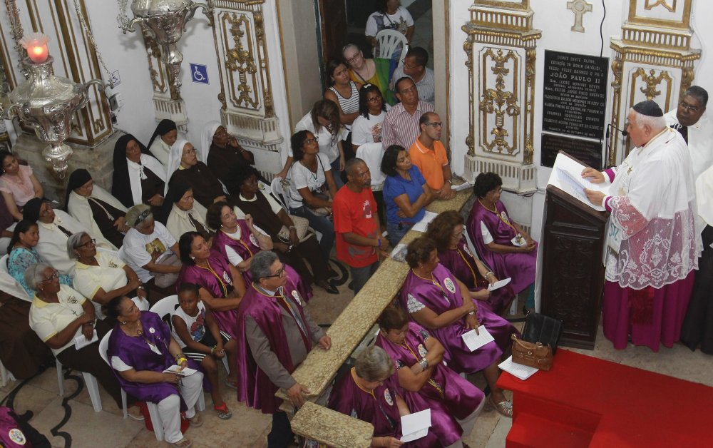 Novena abre festejo em homenagem ao Senhor do Bonfim