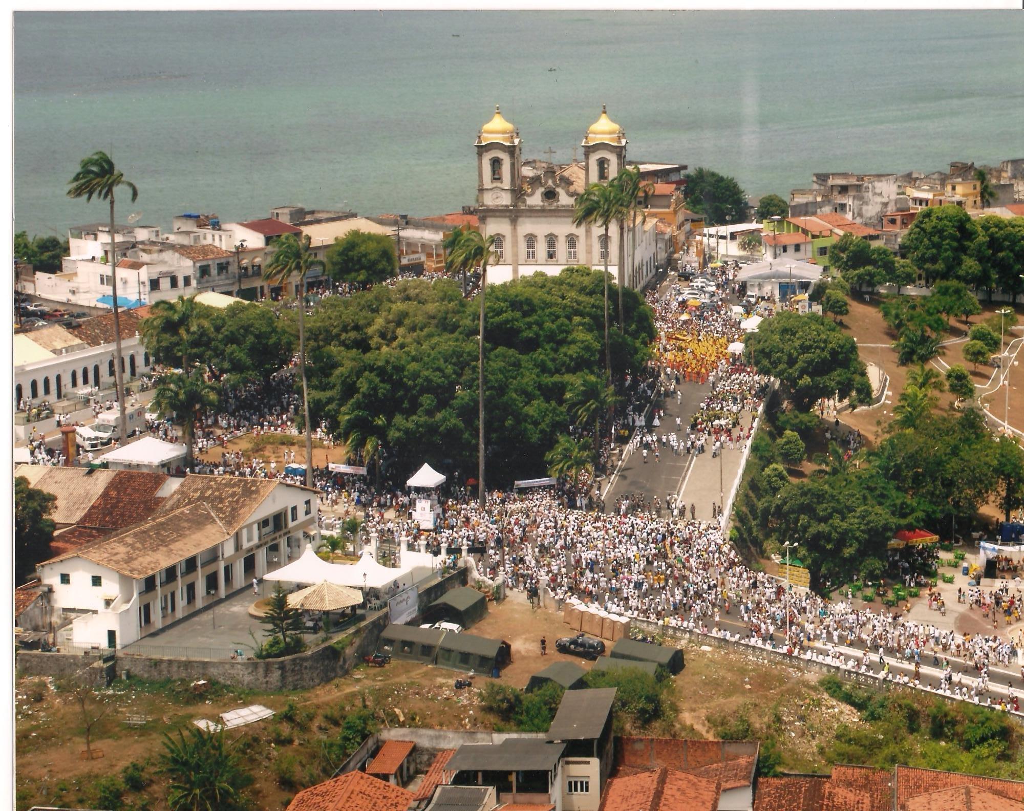 Paróquias da Cidade Baixa promovem Caminhada pela Paz neste domingo (18)