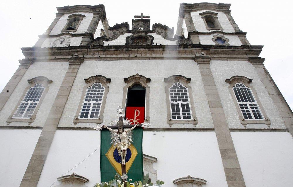 Caminhada Lavagem de Corpo e Alma sairá quinta-feira, às 8h, da Basílica da Conceição da Praia