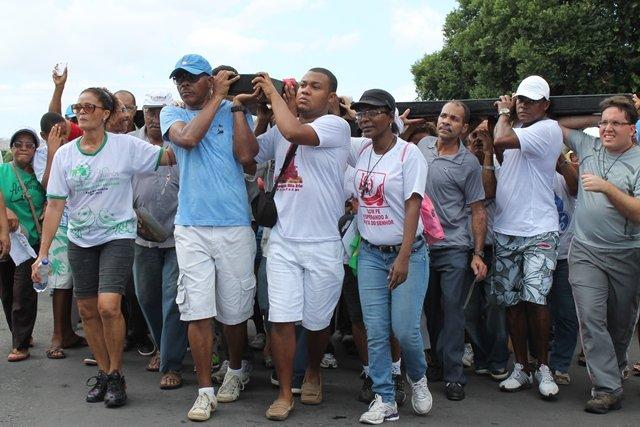 Caminhada Penitencial reunirá milhares de fiéis neste domingo (04)