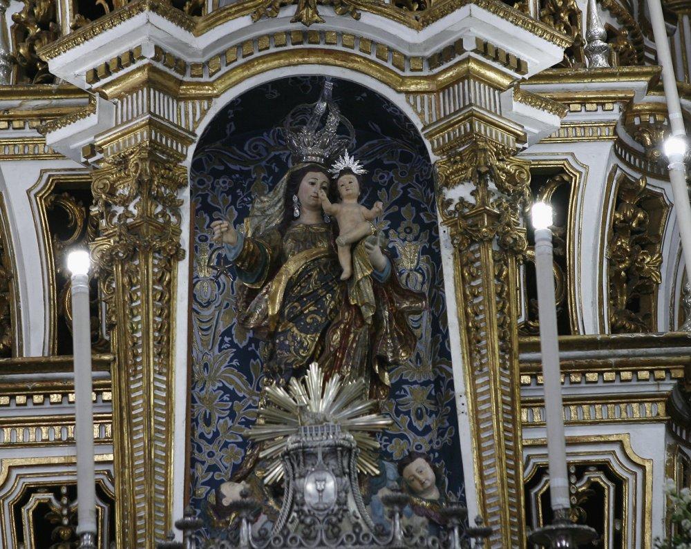 Basílica do Bonfim celebra Mês de Maria até dia 30 de maio