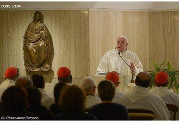 Papa: preservar a Cria��o � a tarefa dos crist�os, n�o s� dos ecologistas