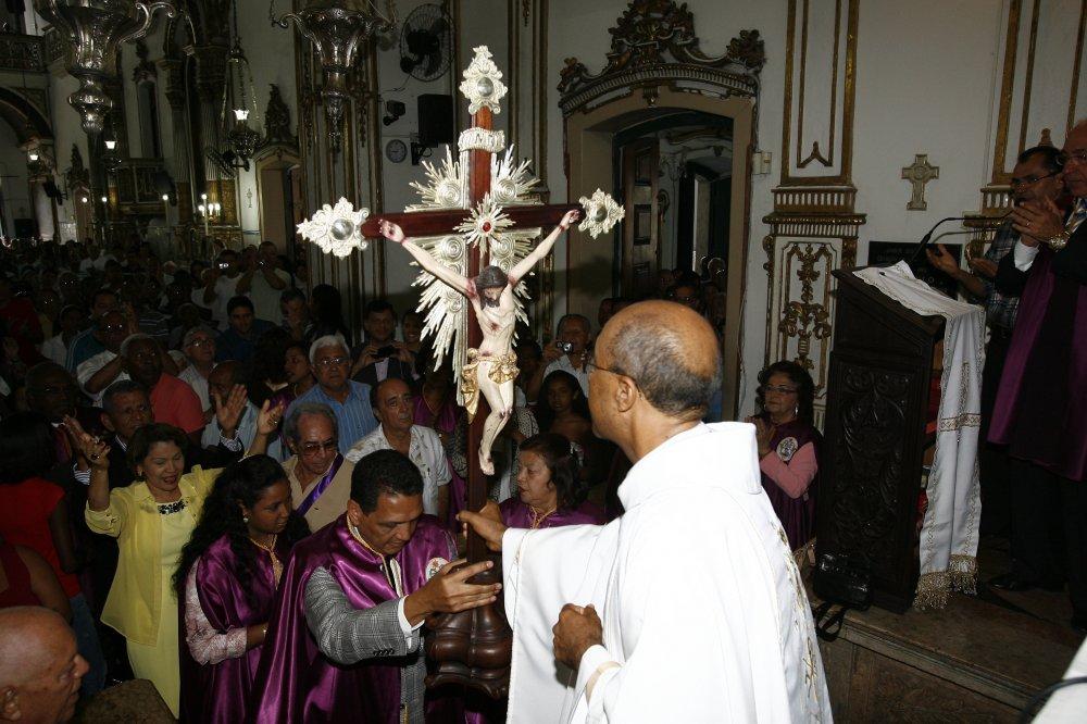 Padre Edson Menezes comemorou seu anivers�rio no s�bado (18/10)