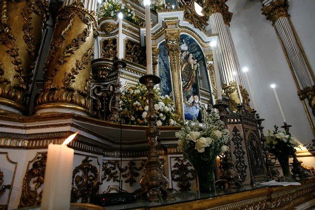 Confira os hor�rios de Missas na Bas�lica para esta sexta-feira (21), feriado de Tiradentes