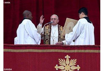 Semana Santa: celebra��es com Papa Francisco