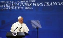 Papa Francisco na Coreia: o mundo inteiro est� cansado de guerras