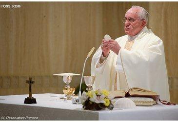 Papa: 'Comunidades tristes e medrosas n�o s�o crist�s'
