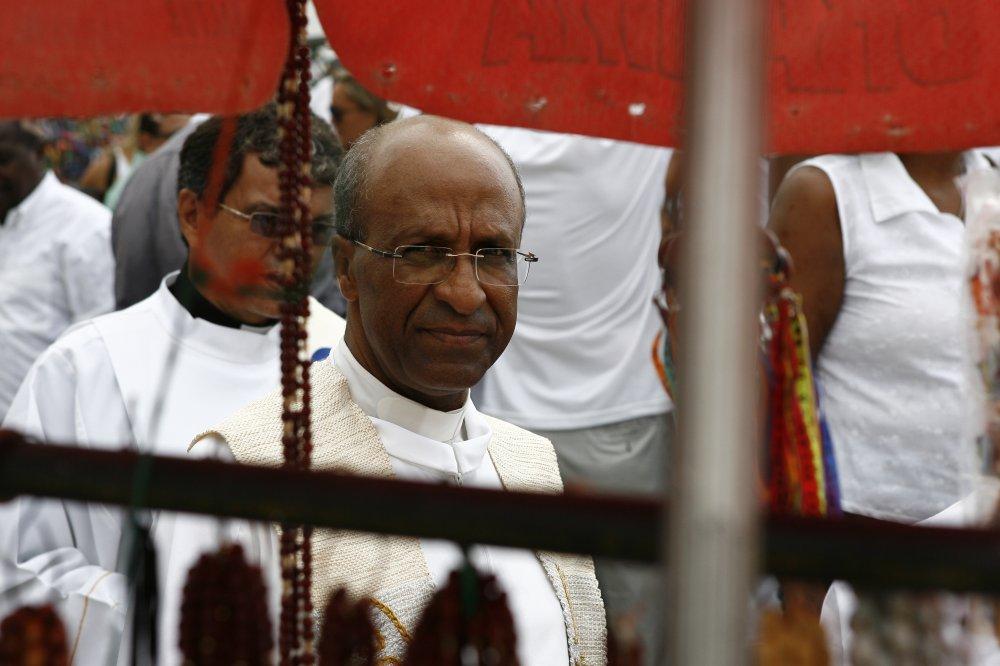 Reitor Padre Edson Menezes da Silva