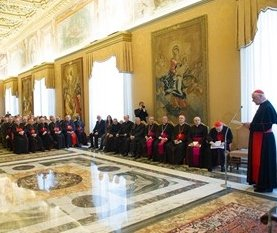 Papa Francisco incentiva participa��o da mulher na Teologia