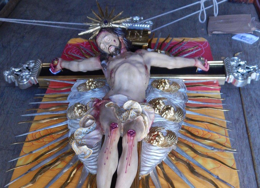Imagem Peregrina do Senhor do Bonfim segue para a Catedral Bas�lica