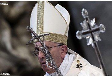 Papa: quem vive a miss�o da Caritas busca Cristo e se deixa buscar por Ele