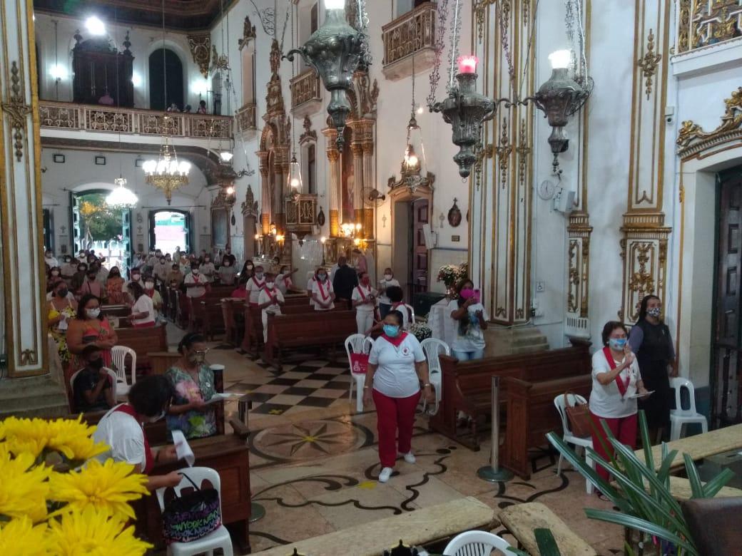 Tríduo preparatório para a Festa do Sagrado Coração de Jesus - 08/06