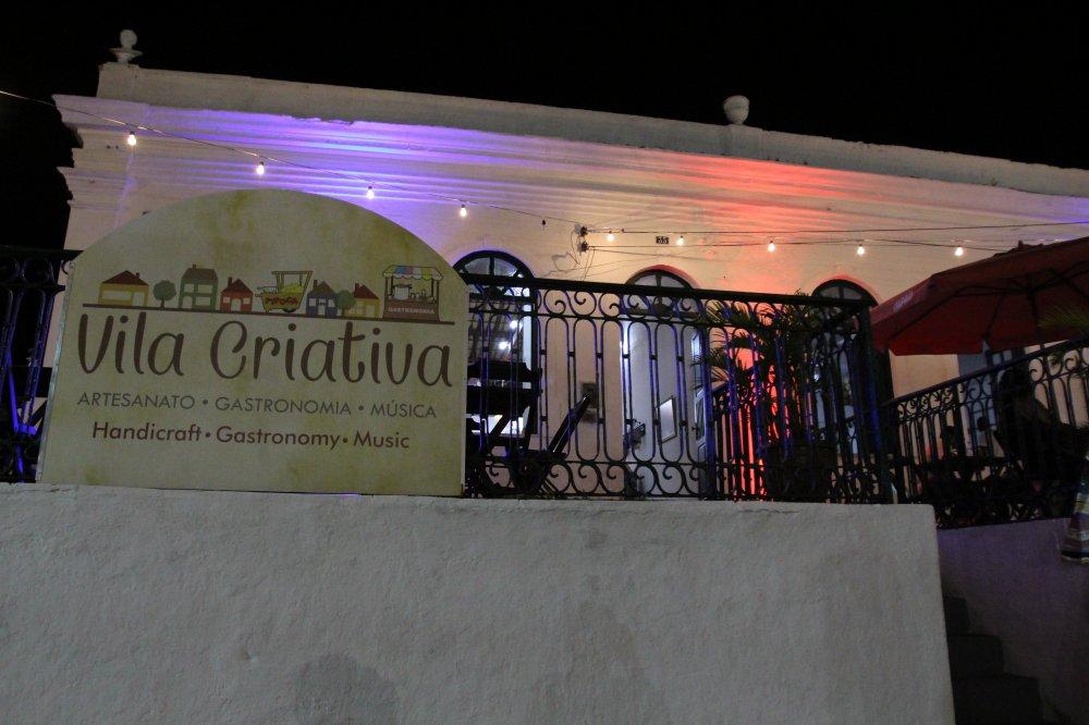 Vila Criativa, op��o de lazer e cultura na Varanda do Bonfim