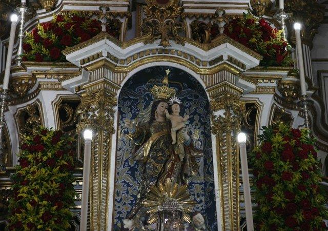 Nossa Senhora da Guia abre ciclo de festas da Bas�lica do Bonfim