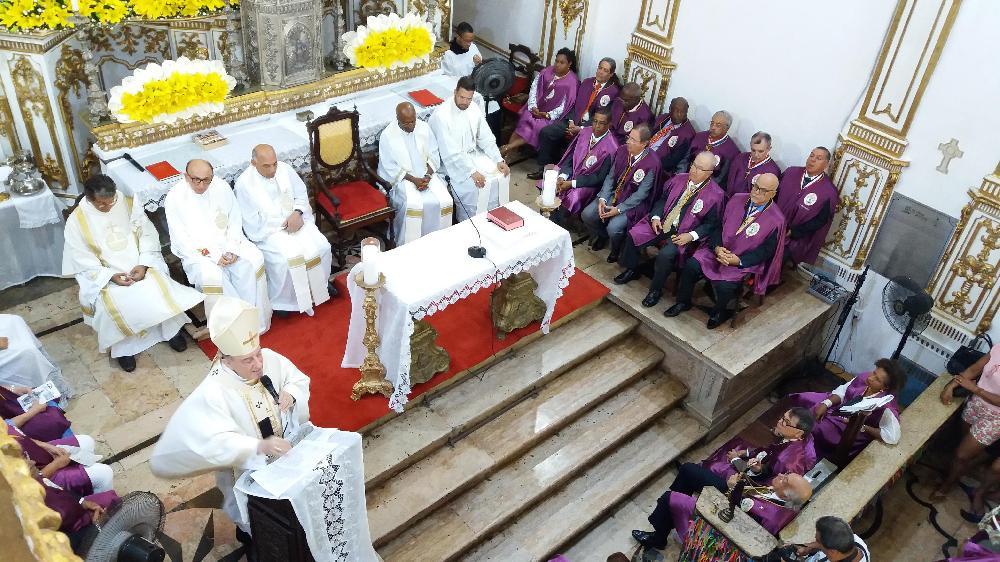Missa Solene da Festa Jubilar do Senhor do Bonfim 2020