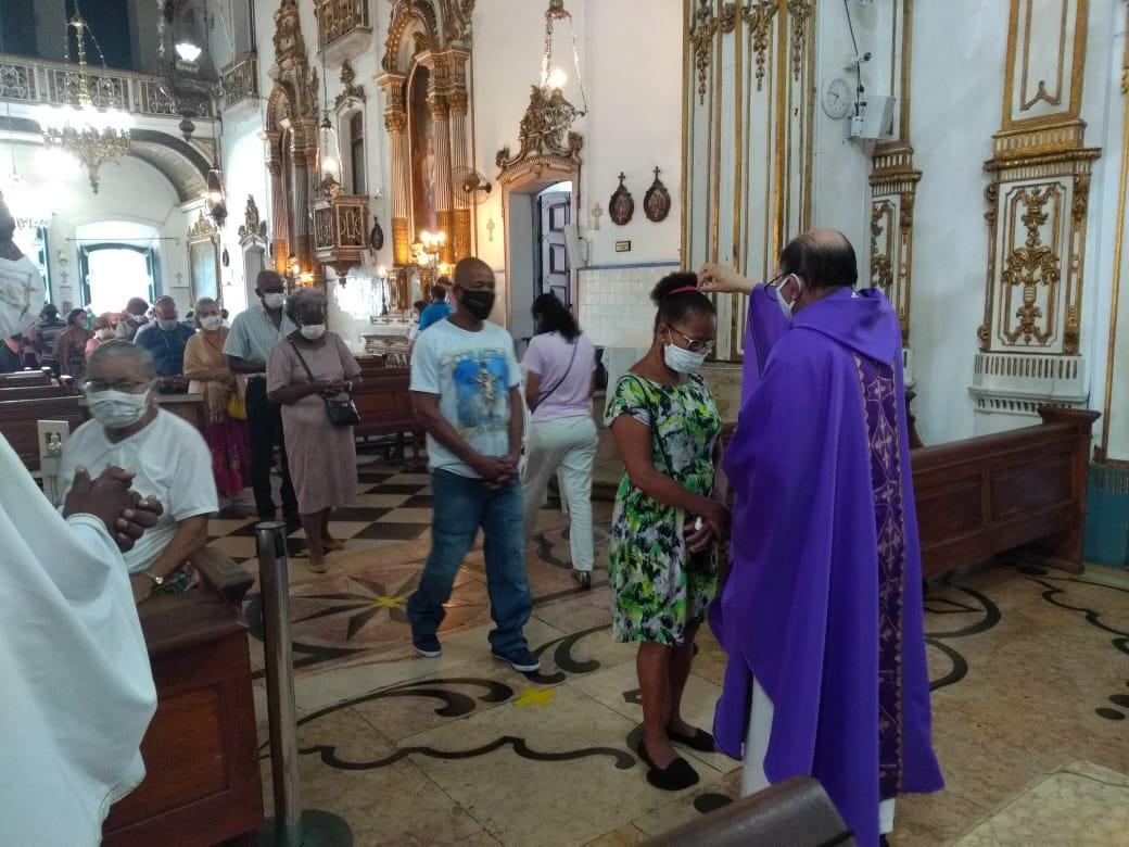 Missa - Quarta-feira de Cinzas 2021