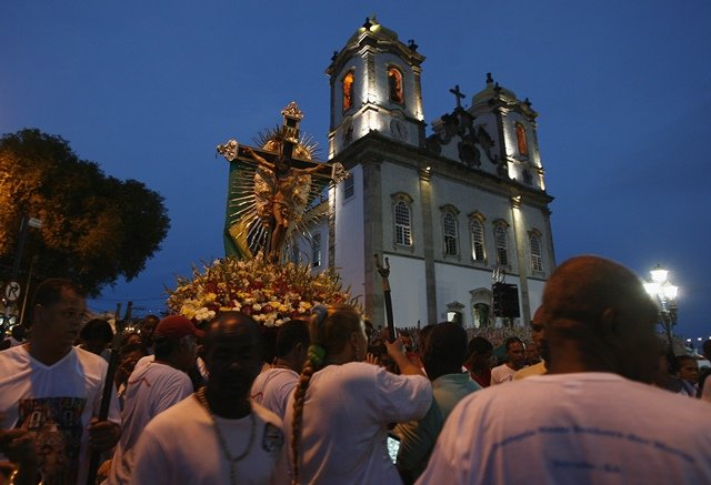 Festa do Senhor do Bonfim 2017 aborda contexto do Ano Jubilar Mariano
