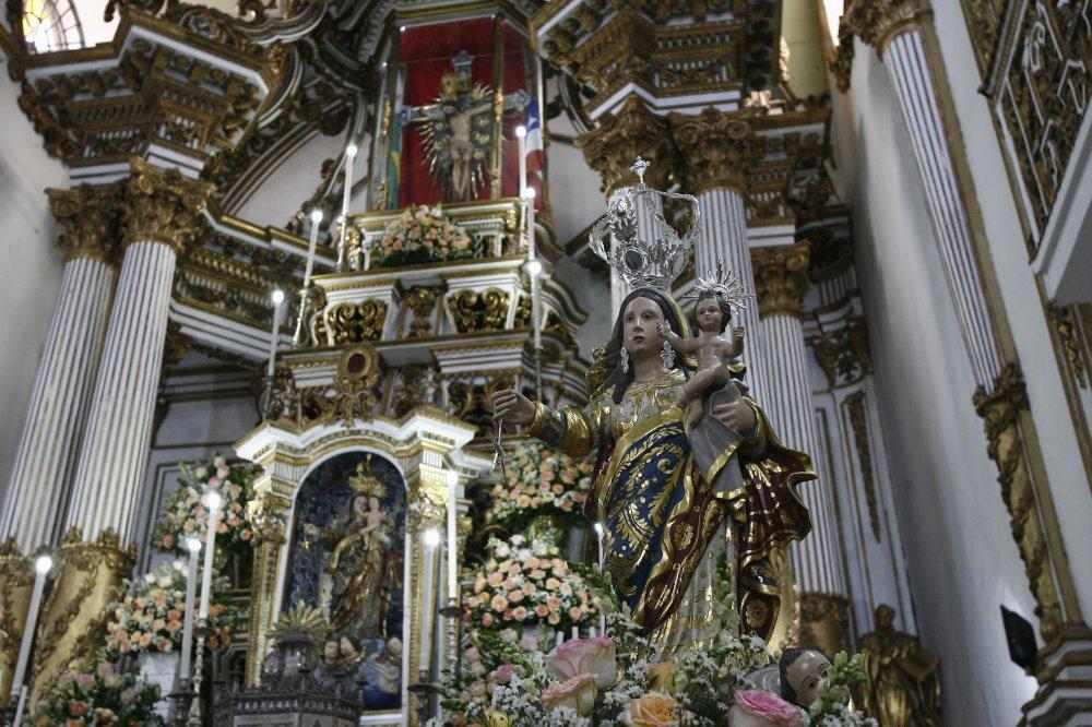 Semana Preparat�ria da Festa de Nossa Senhora da Guia come�a nesta segunda-feira (06)