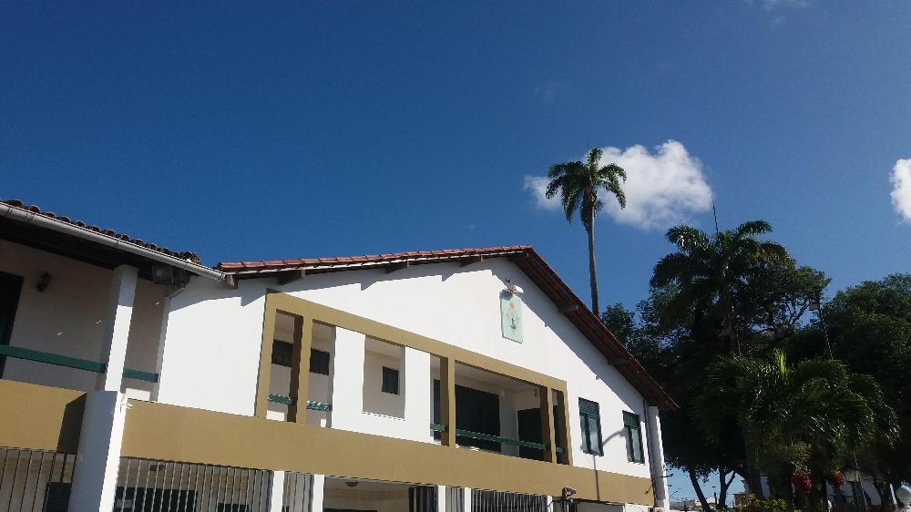 Novas instalações do Centro Comunitário Senhor do Bonfim