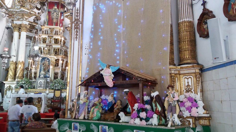 Missas marcar�o o Natal do Senhor na Bas�lica do Bonfim