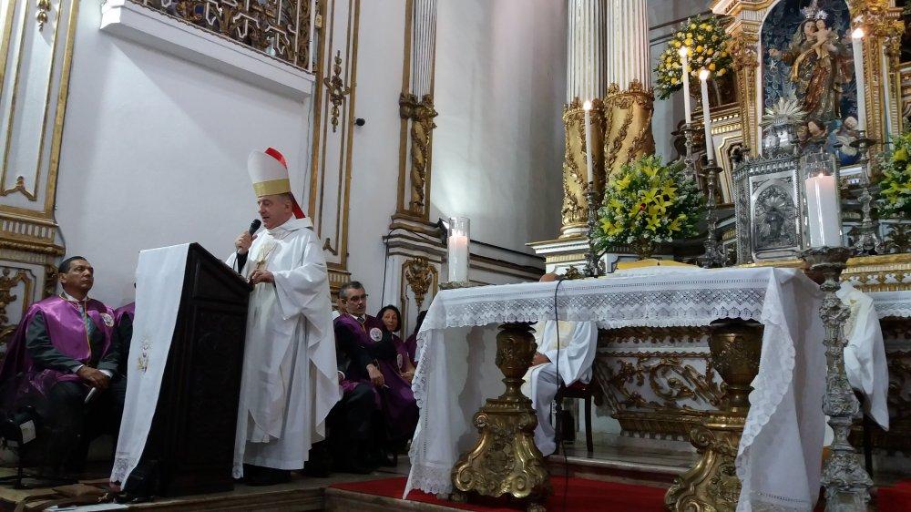 Bas�lica do Bonfim celebra Festa de S�o Gon�alo do Amarante
