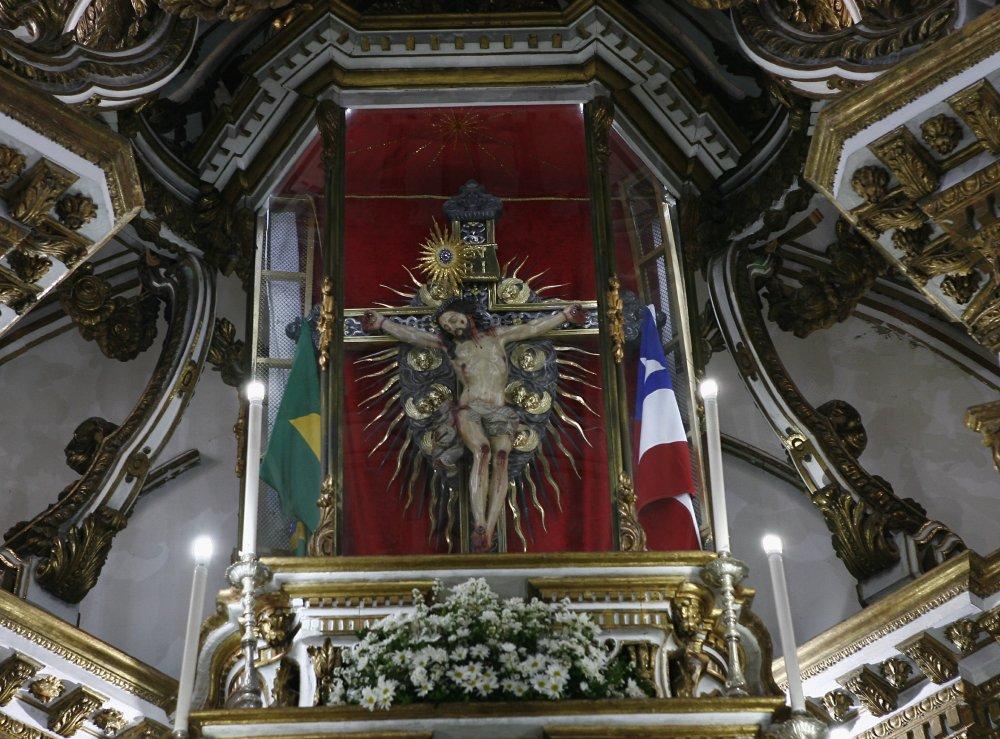 260 anos Basílica do Bonfim