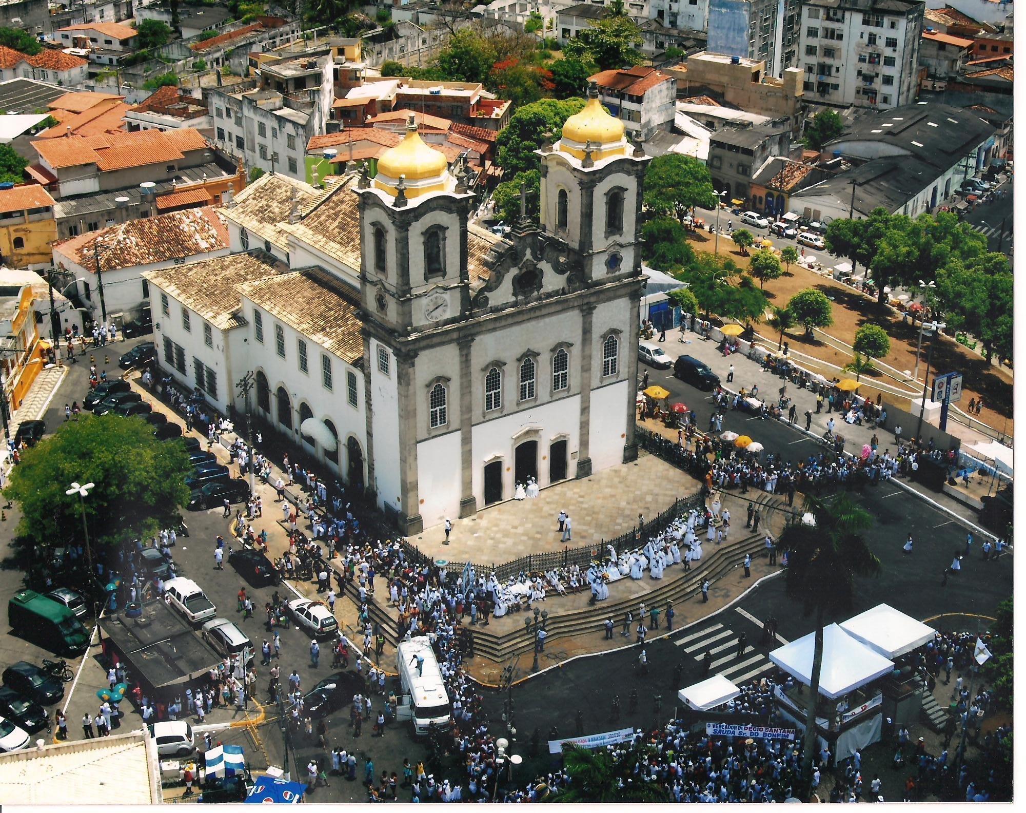 Basílica Santuário Senhor do Bonfim