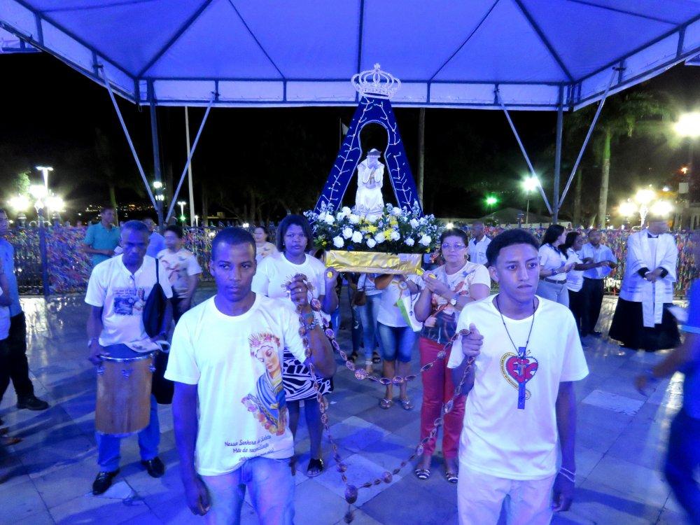 Quinta noite da Semana Preparatória da Festa de Nossa Senhora da Guia 2017