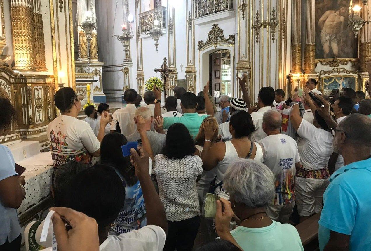 Missa de 6h - 24/05/2019