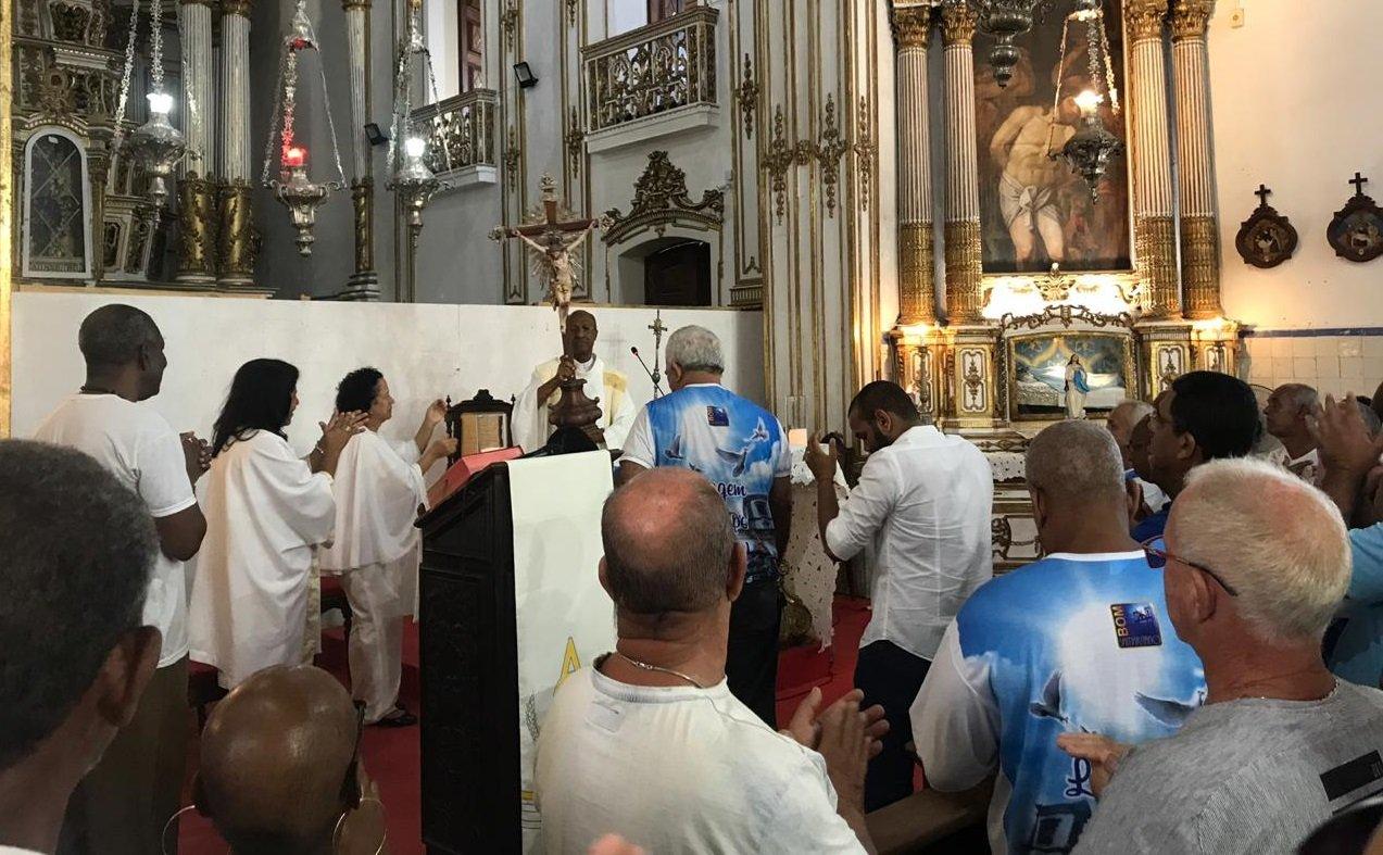 Missa de 6h - 17/05/2019