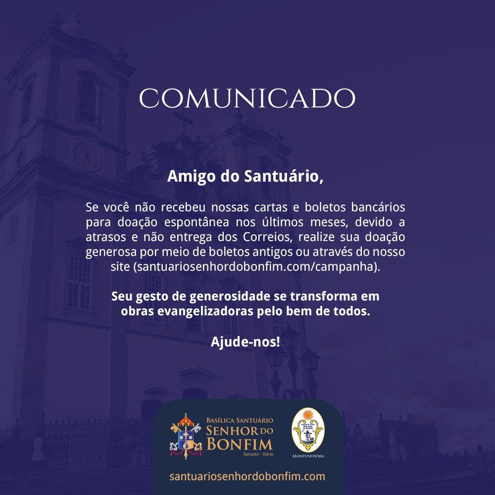 Comunicado Correios 2018