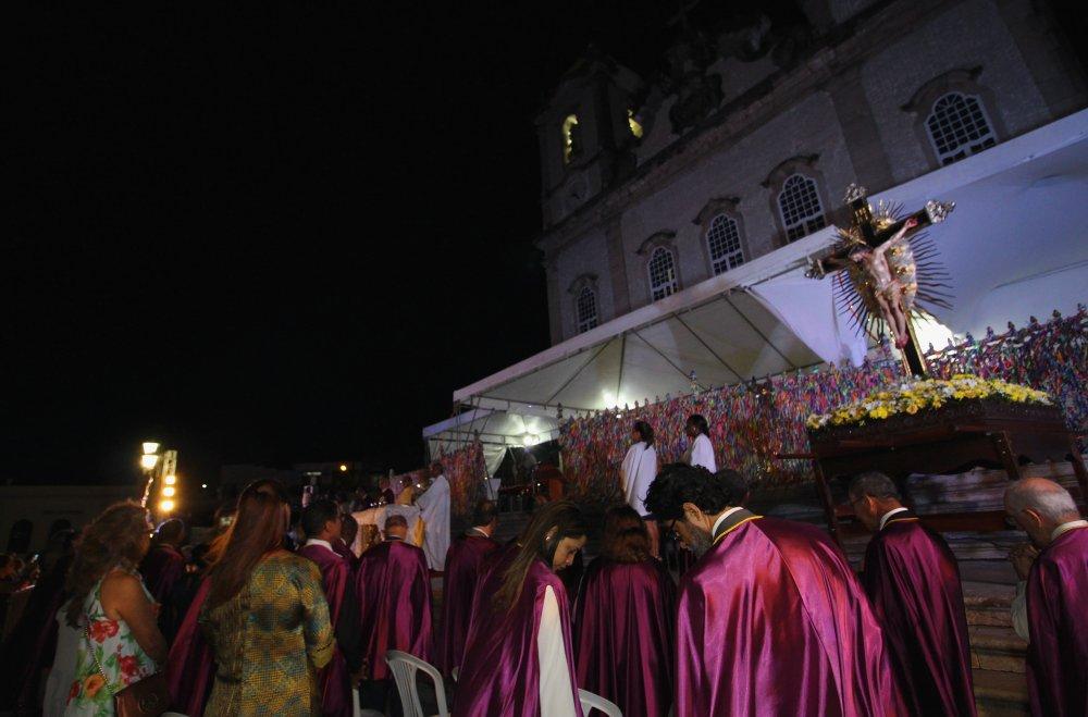 Basílica abre as comemorações pelos 275 anos da chegada da imagem do Senhor do Bonfim à Bahia