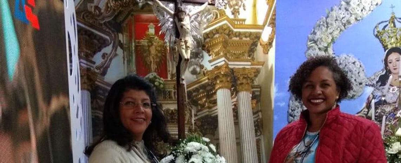 Basílica do Bonfim marca presença na ExpoCatólica 2019