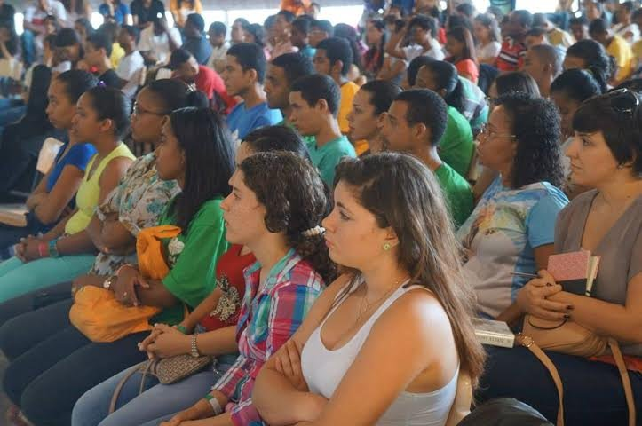 Jovens da arquidiocese de Salvador participam de Semana de Espiritualidade