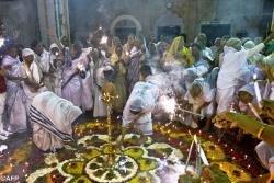 Crist�os e hindu�stas devem trabalhar juntos contra a globaliza��o da indiferen�a