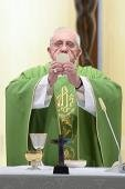 Francisco: a identidade crist� se realiza com a nossa ressurrei��o