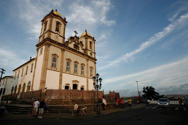 Bas�lica Santu�rio do Senhor do Bonfim comemora 260 anos