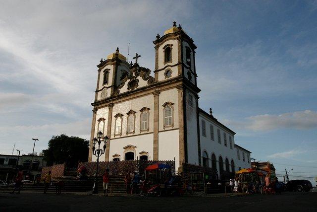 Bas�lica Santu�rio celebra Festa do Sagrado Cora��o de Jesus