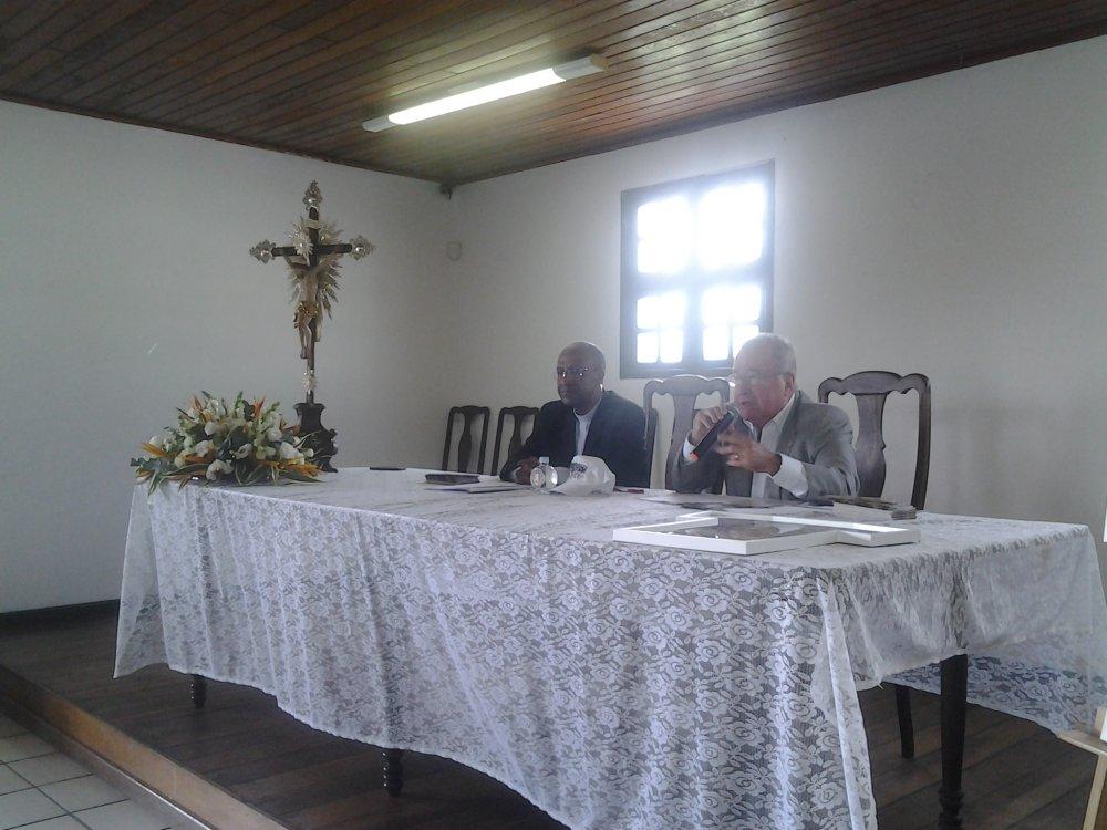Reitor e Juiz apresentam programa��o da Festa do Senhor do Bonfim 2015